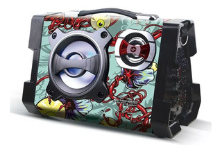 Stromberg Bluetooth Veins Parlante Portatil Amplificador 30w