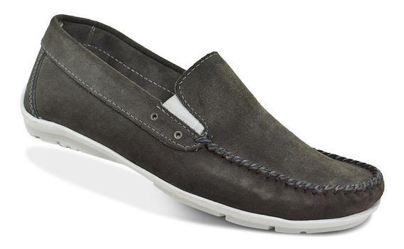 Zapatos Hombre Vestir Mocasín Gamuza Sommet 550