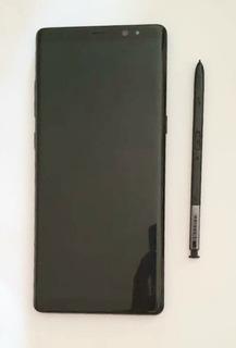 Celular Samsung Note 8 + 4 Capinhas De Brinde
