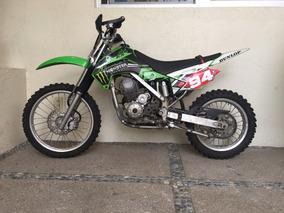Kawasaki Klx140 L Con Marcha Y Rekluse !!!