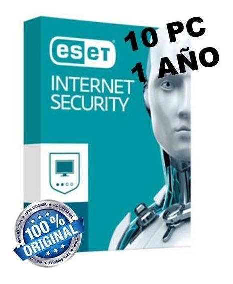 Licencia Digital Est_intrnet_scurity 10pc / 1año (original)
