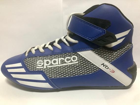 Zapatillas Para Karting Sparco Mercury Kb-3