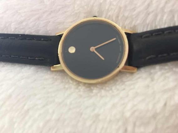 Relógio Movado 18k Swiss Classic