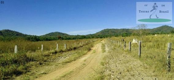 Fazenda Para Venda Em Santa Terezinha, Rural - Mt 020