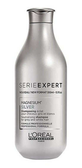 Shampoo Silver L´oréal Professionnel Serie Expert X300ml