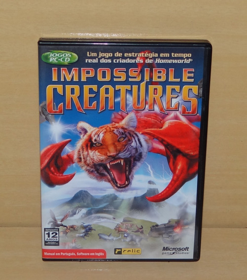 Impossible Creatures - Pc