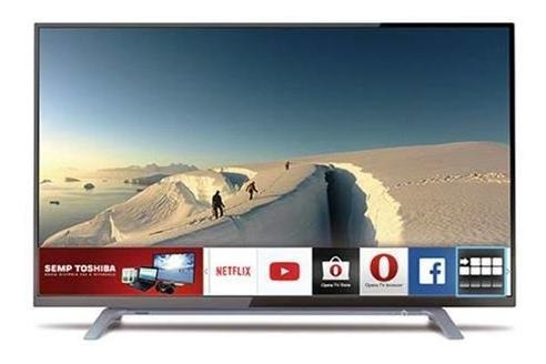 Imagem 1 de 5 de  Smart Tv Semp Toshiba 43pol L2500
