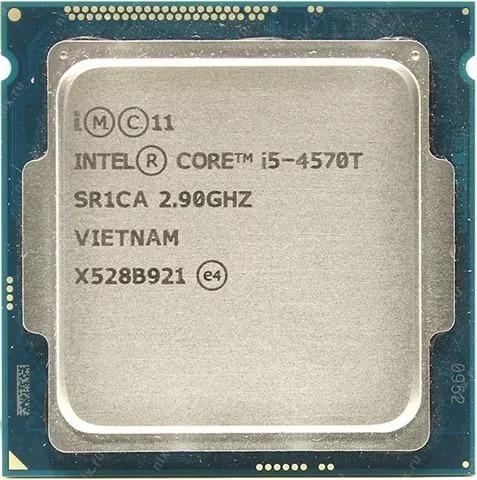 Processador Intel® Core I5-4570t Cache Com 4m, Até 3.60 Ghz