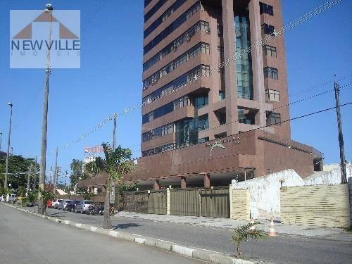 Sala À Venda, 30 M² Por R$ 190.000 - Boa Vista - Recife/pe - Sa0192