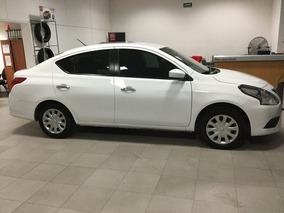 Nissan Versa Versa Advance Ta Ac 2017 Seminuevos