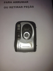Camera Digital E Webcam Creative Pc-cam 880 Para Arrumar