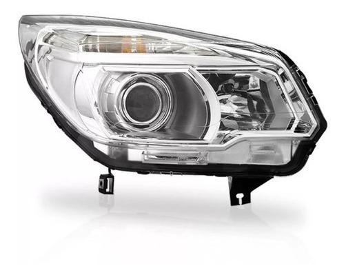 Optica P/ Chevrolet S-10 2012 2013 2014 2015 2016 Con Lupa