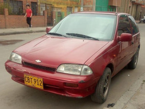 Chevrolet Swift 3p 1.0