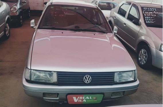 Volkswagen Santana 2.0 Gl 8v Gasolina 4p Manual