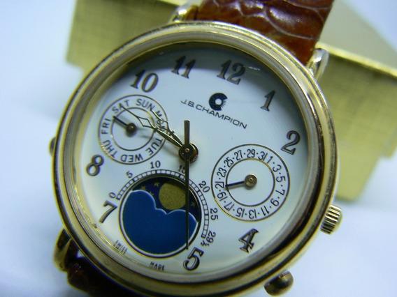 Relógio J.b Champinhon Unixex