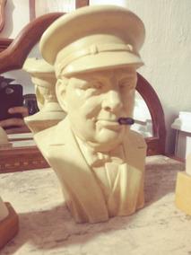 Busto Antigo Winston Churchill