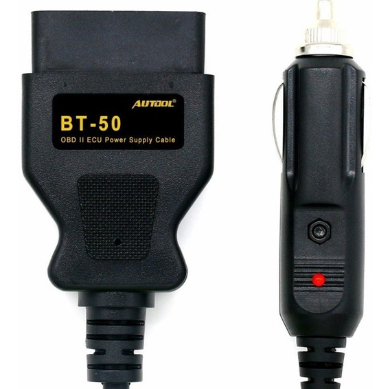 Conector Auxiliar Preservar Dados Ecu Veiculo Bt50 Autool