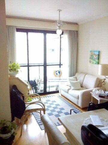 Imagem 1 de 4 de Apartamento Com 2 Dormitórios À Venda, 74 M² Por R$ 435.000,00 - Mansões Santo Antônio - Campinas/sp - Ap0849