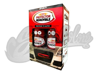 Pintura Stretch - Film Protector Removible - Anti Chip