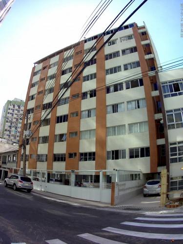 Apartamento Em Centro, Guarapari/es De 100m² 3 Quartos À Venda Por R$ 450.000,00 - Ap861300