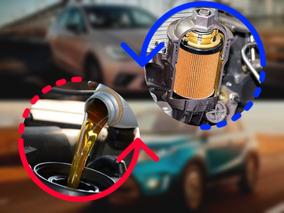 Mantenimiento Preventivo Camioneta (cambio Aceite Y Filtros)