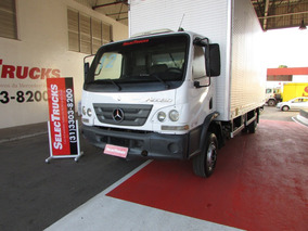 Accelo 1016 2012/2012 = Ford Cargo Boa Conservação!!