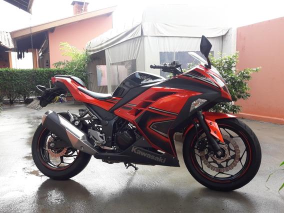 Kawasaki Ninja 300 Abs - Edição Especial