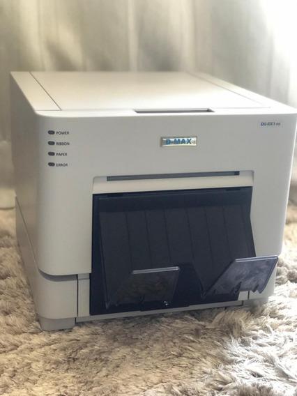 Impressora Fotográfica D-max/dnp/rx1 / Com Papel 700 Fotos