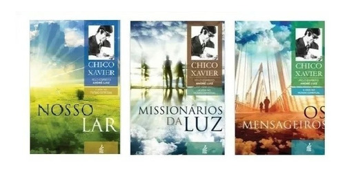 Nosso Lar , Os Mensageiros , Missionarios Da Luz