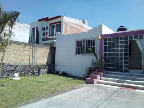 Imagen 1 de 12 de Casa Sola En Venta Pedregal De Oaxtepec