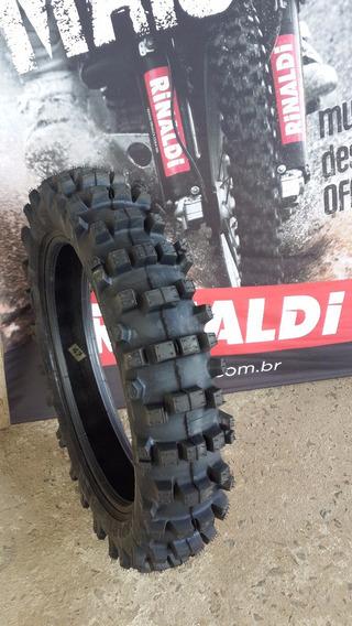 Pneu 80/100/12 Rmx 35 Rinaldi Traseiro Extreme Kx65 Ktm65