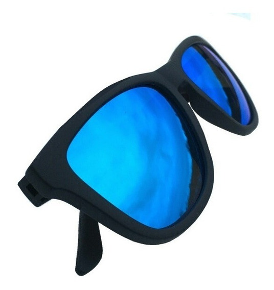 Hawkers - Carbon Black · Clear Blue One