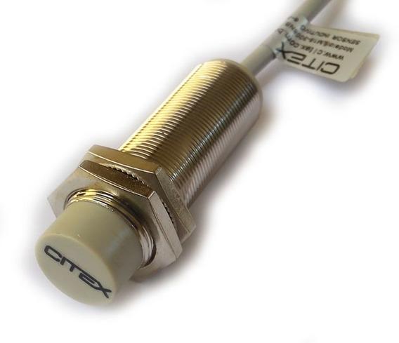 Lm18-3008pa Sensor Indutivo Não Faceado 6~36vcc Pnp Na