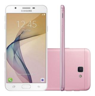 Smartphone Celular Samsung Galaxy J5 Prime 32gb Rosa Vitrine