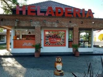 Fondo Comercio Heladeria Cafe Panaderia Factura Franquicia