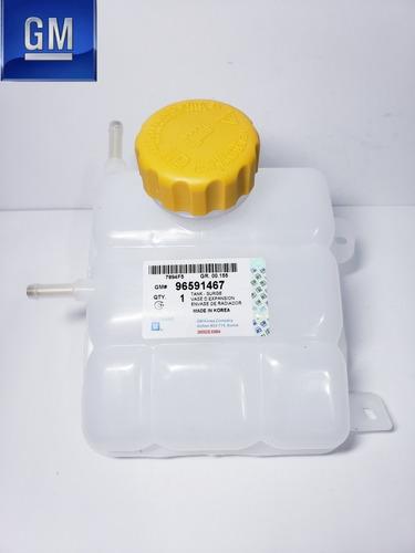 Envase Deposito Reservorio Agua Spark (con Tapa) Original Gm