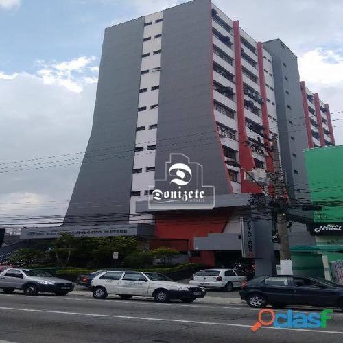 Sala, 112 M² - Venda Por R$ 400.000,00 Ou Aluguel Por R$ 3.499,00/mês - Centro - São Bernardo Do Campo/sp - Sa1088