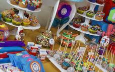 Candy Golosinas - Etiquetas - Diseño