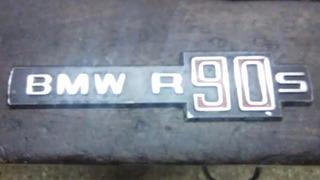 Insignia Bmw R90/s