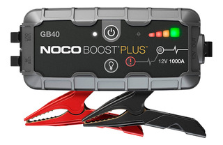 Arrancador De Batería Boost Plus Gb40 1000 Amp 12v Noco