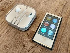 iPod Nano 7th 16gb Prata