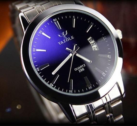 Relógio Pulseira De Aço Inoxidável Oferta Imperdível