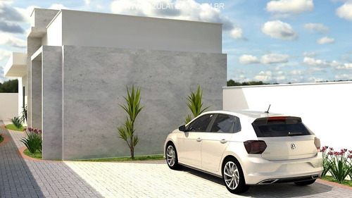 Casa Nova Térrea, Jardim Morumbi, Atibaia Bairro Residencial. Ótima Localização! - Ca01261 - 69356175