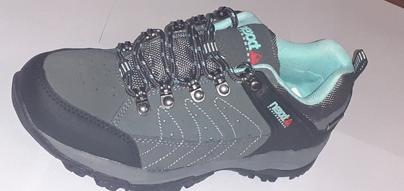 Zapatillas Nexxt Khumbu (dama) Waterproof (black/grey)