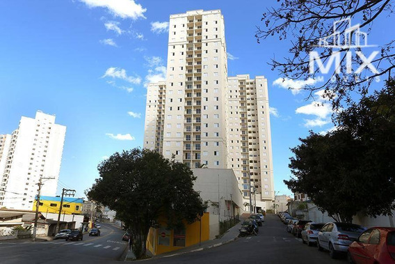Apartamento Gopoúva - 62m² - 2 Ou 3 Dorms. (1 Suíte) - 2 Vagas Livres - Ap0538