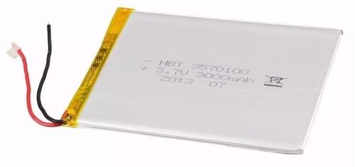 Bateria Pila Tablet China 3.7v 3000 Mah Y88 A13 A23 Q88