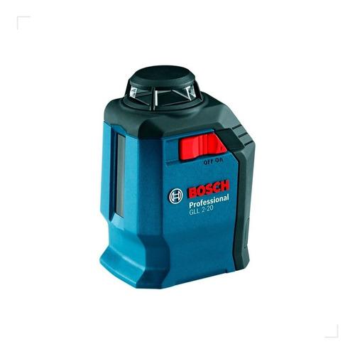 Nivel Laser De Lineas Bosch Gll 2-20 Professional