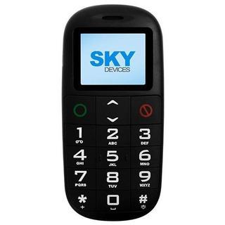 Celular Original Barato Idoso Sky Radio Fm Teclas Grandes