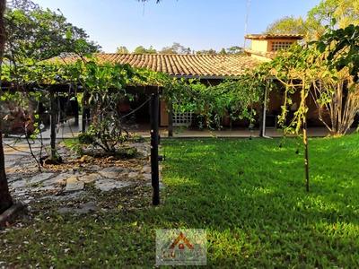 Excelente Sítio Com Maravilhosa Área Verde E Piscina - 3633