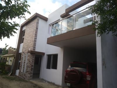 Hermosa Casa En Pimentel,san Francisco De Macoris